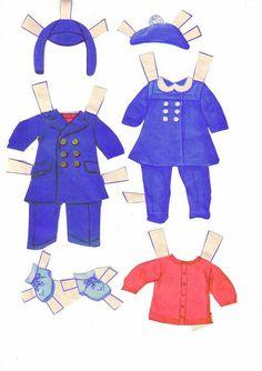 Lullabye Paper Dolls - MaryAnn - Picasa Albums Web