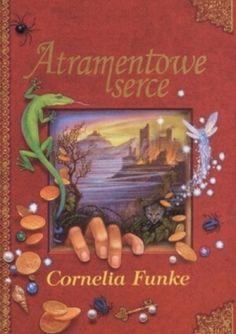 Okładka książki Atramentowe serce