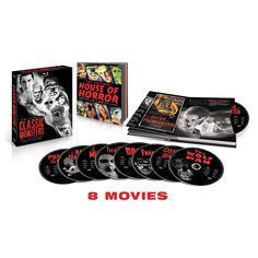 New blog post - Universal Monsters Blu-ray Box Set | Richard Diaz