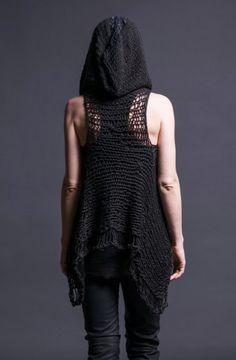 NIX VEST by Morph Knitwear