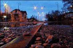 Train Station - my favorite place in Kırklareli!!