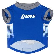 NFL Detroit Lions Pet Performance T-Shirt - Large