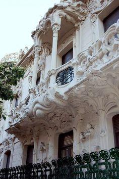 Palacio de Longoria, Madrid.