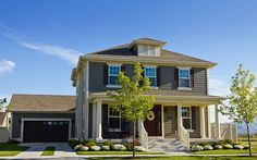 Farmhouse Foursquare Architecture | Recent Photos The Commons Getty Collection Galleries World Map App ...
