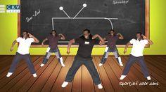 Sportief Door Dans - Rijmpje rapje dansje   dans voor het basisonderwijs