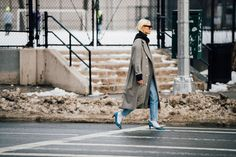 Street Style Trends From NYFW | British Vogue