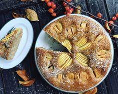 Apfel Dinkel Kuchen