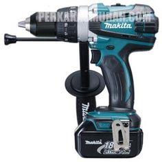 CORDLESS LI-Ion IMPACT DRILL DHP458RTE MAKITA Makita, Drill, Hole Punch, Drills, Drill Press