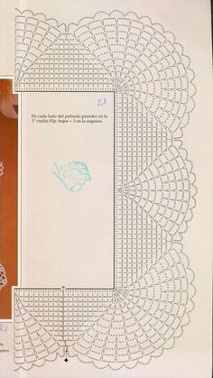 ru / Фото # 33 - Selección de muestras y razones 29 - tymannost - Poncho de punto - Crochet Boarders, Crochet Edging Patterns, Crochet Lace Edging, Crochet Quilt, Crochet Tablecloth, Crochet Diagram, Crochet Chart, Thread Crochet, Filet Crochet