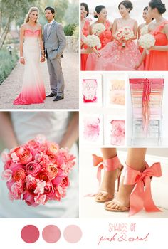 pink-coral-ombre-wedding-ideas