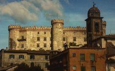 Castello Orsini-Odescalchi, Bracciano, Tuscia