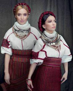 "Project ""Schirі"" in Kiev - a dedication to traditional Ukrainian costume."