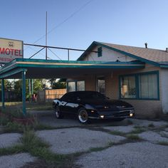 Route 66 Motel in McLean, Texas