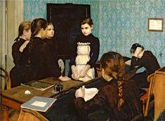 Emily Shanks, 1892