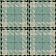 Spring Easter Plaid Green fabric by eclectic_house on Spoonflower - custom fabric
