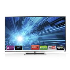 The VIZIO is a Class Razor LED™ Smart TV with Theater built-in Wi-Fi, a refresh rate with smooth motion and comes with 4 pairs of Theater glasses. Go Tv, Latest Hits, Internet Tv, Hits Movie, Tv Reviews, Amazon Reviews, Smart Tv, Hd Movies, Cars