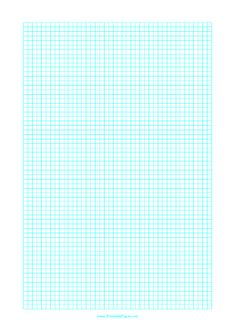 this legal sized graph paper has twelve aqua blue lines every inch