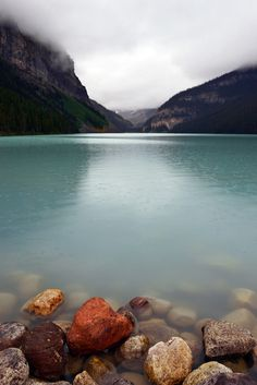 Lake Louise, Canada  Stood in this very spot many times.