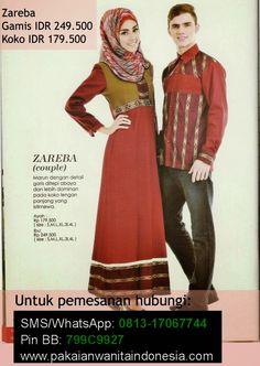 Baju Lebaran Keluarga 2014 Paling Cantik   Cantik Berbaju Muslim