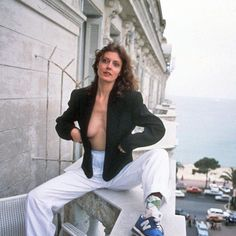 Susan Sarandon, Cannes 1978