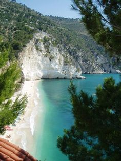 Parque Nacional de Gargano, Italia. Bellísimo lugar...