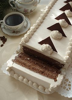 Mikado torta