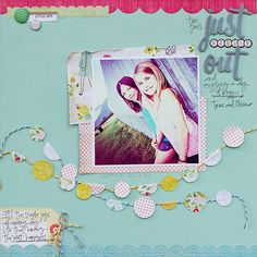 Beautiful new scrapbooking lines from Crate Paper