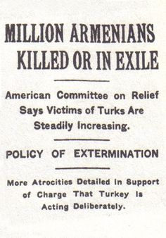 """Photo Source: Flickr Creative Commons by young shanahan Apr. 25, 2013 9:28am Mike Opelka What do you call the 1915 """"mass deportation"""" of Armenians from the Ottoman Empire (Turkey) that resulted in …"""