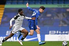 Blues go six points clear of fifth-placed West Ham to strengthen their grip on the top four as Kai Havertz hits brace to leave sorry Fulham nine points adrift of safety and staring at relegation. Chelsea Match, Chelsea Fc, Premier League, Parker Men, The Englishman, Stamford Bridge, Aston Villa, West Ham, Fulham