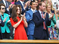 Royal Court Date! Princess Kate and Prince William Enjoy Kid-Free Wimbledon Outing http://www.people.com/people/package/article/0,,20395222_20936200,00.html