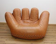 Joe Sessel von Poltronova (Baseball Handschuh)