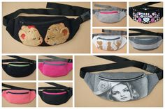 Today I would like to show to you how to sew a fanny pack/waist bag. Contarary to appearances it is not very hard. To execute it you will need: about 50x40cm (20x16inches) of fabric, the same amount of heat activated adhesive interfacing, zip, carrier tape, side release buckle and a pattern (you can download it … Hip Bag, Sewing Rooms, Fanny Pack, Connect, Fabrics, Backpack Purse, Backpacks, Sew, Handarbeit
