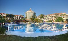 SPAIN - Tenerife - Playa de las Americas - Parque Santiago IV - can't wait for my holiday