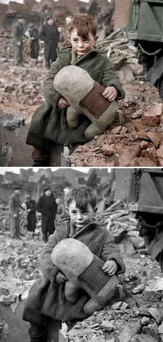The Last Photos Of A 14-Year-Old Polish Girl In Auschwitz Get Colorized, And They'll Break Your Heart | Bored Panda