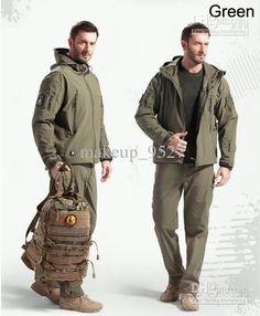 Mens Outdoor Coats