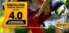 el forero jrvm y todos los bonos de deportes: betfair Barcelona gana Athletic supercuota 4 Liga ...