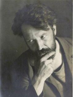 Rihard Jakopic by Avgust Berthold