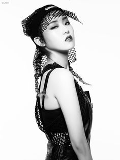 4MINUTE 6th Mini Album 'Crazy' - Jacket Image #Gayoon