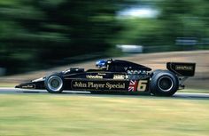 Ronnie Peterson, JPS Lotus-Ford 78, 1978 Argentinian Grand Prix, Buenos Aires