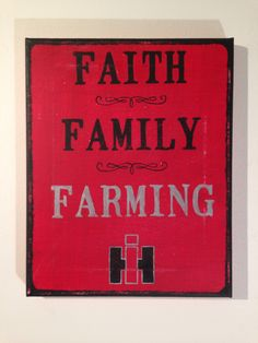 IH Faith Family Farming