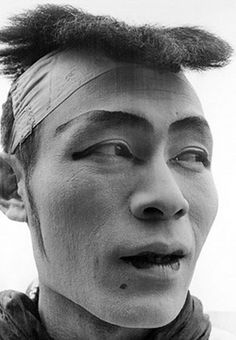 """Untitled from the series """"Chindon"""", Tokyo, 1961 by Shomei Tomatsu"""