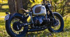 BMW R100 1977 Bobber by Cafe Racer Dreams #motorcycles #bobber #motos | caferacerpasion.com