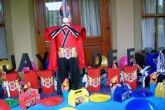 Power Rangers Super Samurai Party