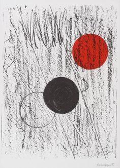 Dame Barbara Hepworth 'Sun and Moon', 1969 © Bowness