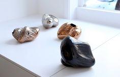 Francois Ruegg exhibition at Puls Ceramics, Brussels