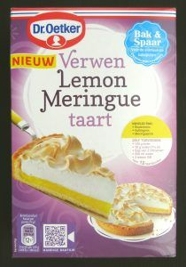 Dr Oetker lemon meringue taart, vegan Foodies, Cereal, French Toast, Good Food, Lemon, Pie, Breakfast, Ethnic Recipes, Desserts