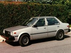 the first car that I Nissan Sentra.mine was Cameo Beige Nissan Sentra, Volkswagen, Nissan Sunny, Toyota Cars, First Car, All Cars, Toyota Corolla, Cars And Motorcycles, Classic Cars