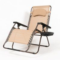 Oversized Zero Gravity Chairs Walmart Com Zero Gravity Chair Stylish Chairs Zero Gravity