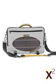 Tespack messenger back that charge my phone in 1 hour sun light