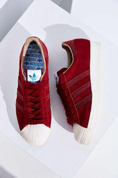 b5e87cf11e0f adidas Suede Superstar 80s Sneaker Adidas Superstar-outfit, Adidas Schuhe  Frauen, Nike Schuhe